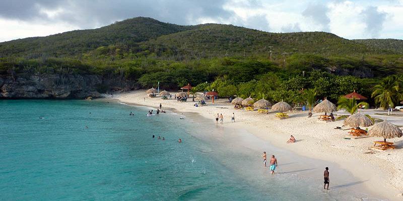 Caribbean Coastal Beach
