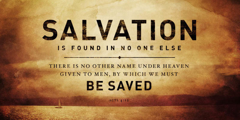 Message Of Salvation