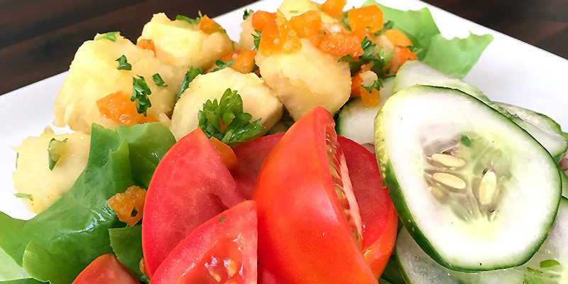 Breadfruit Salad Recipe