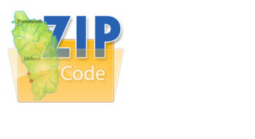Dominica Zip code