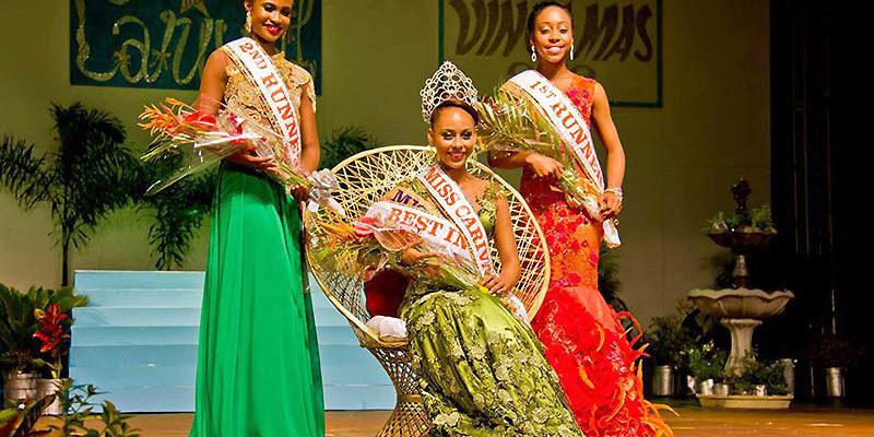 Leslassa Armour Shillingford Winner Of Jaycees Queen