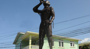 Negre Mawon Emancipation Monument