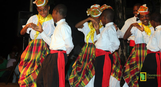 Dominica National Dance