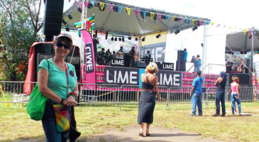 LIME Creole In The Park