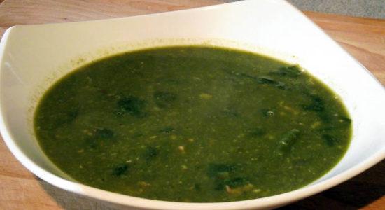 Callaloo Soup