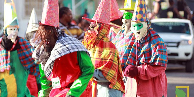 Dominica Carnival Masquerade