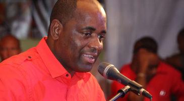 Roosevelt Skerrit Dominica Labour Party